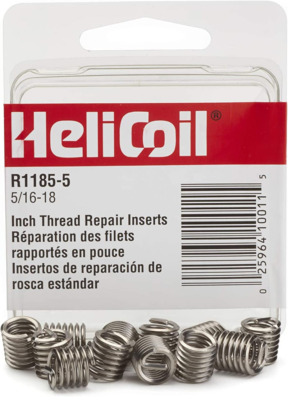 Helicoil Inserts 5//16-18