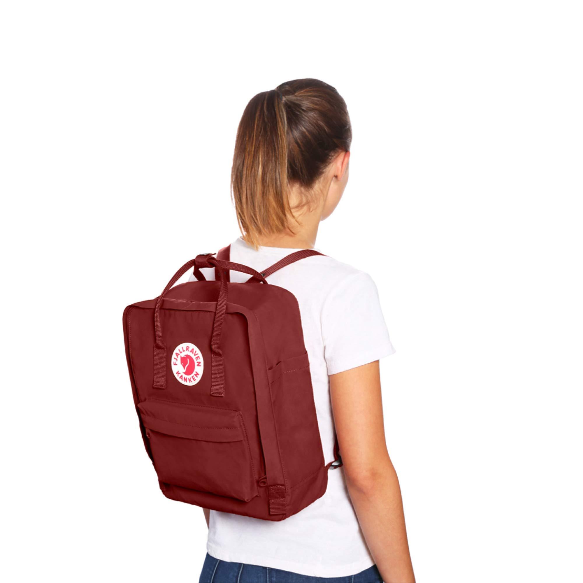 Fjallraven - Kanken Classic Backpack for Everyday, Dahlia by Fjallraven (Image #6)