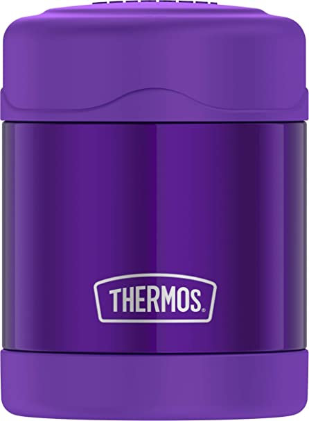 Thermos Funtainer 10 Ounce Food Jar, Violet
