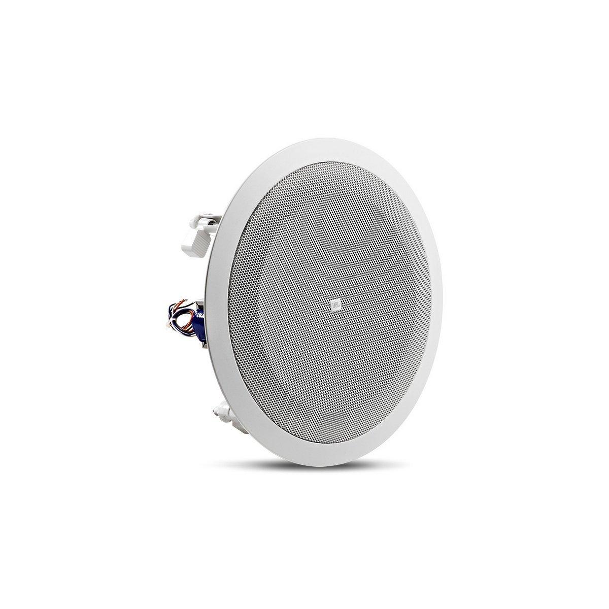 Jbl 8128 Full Range In Ceiling Loudspeaker 4 Speakers 100v Speaker Wiring Diagram Electronics