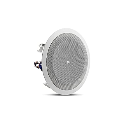JBL 8128 | Full-range In-Ceiling Loudspeaker (4 speakers) Jbl Commercial Amplifier Wiring Diagram on