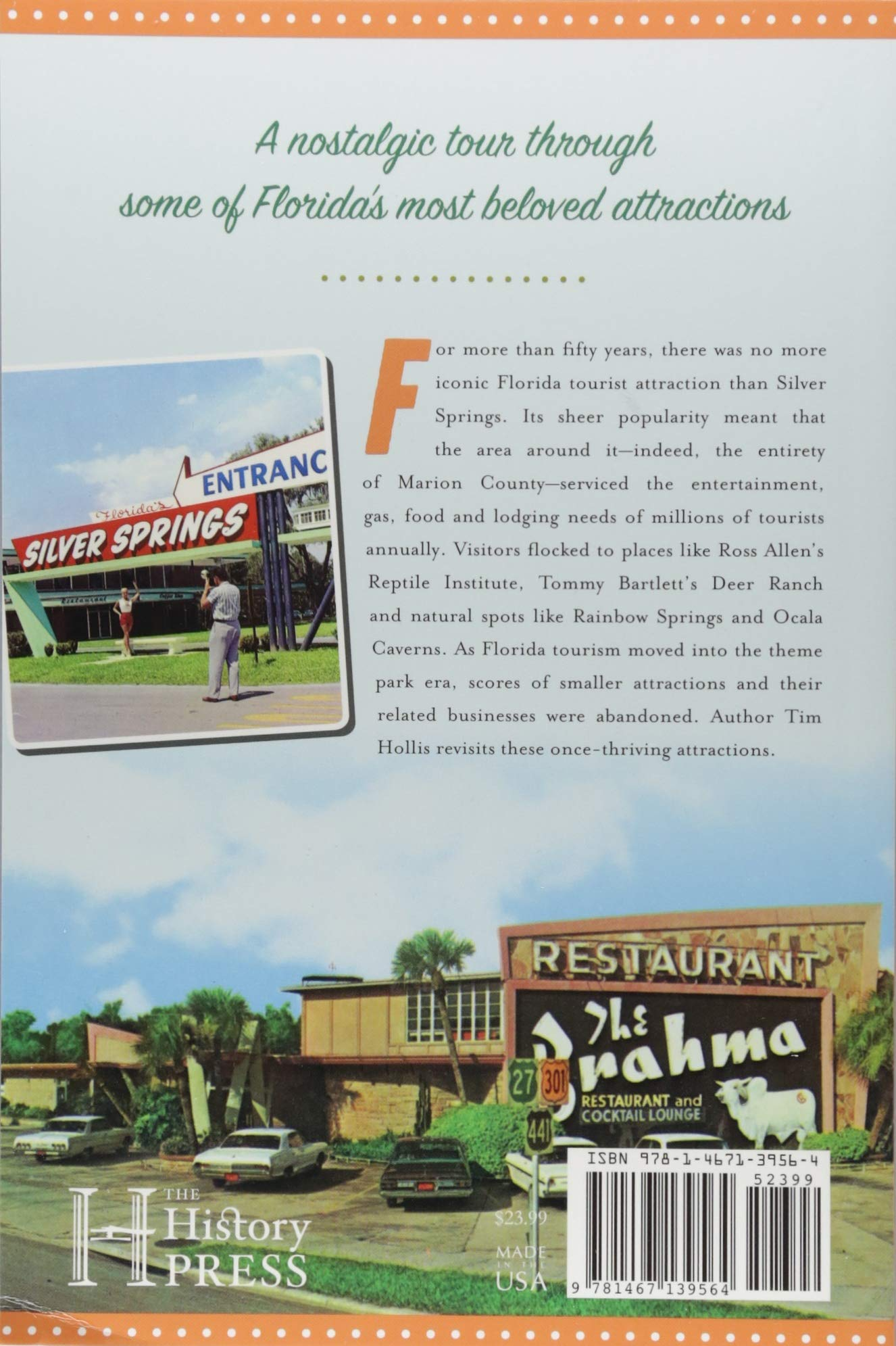 Lost Attractions of Silver Springs (Landmarks): Tim Hollis: 9781467139564:  Amazon.com: Books
