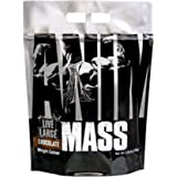 Universal Nutrition Animal Mass Supplement, Chocolate, 5.09 Pound