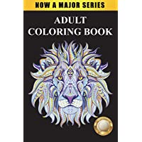 Adult Coloring Book: Largest Collection of Stress Relieving Patterns Inspirational Quotes, Mandalas, Paisley Patterns…