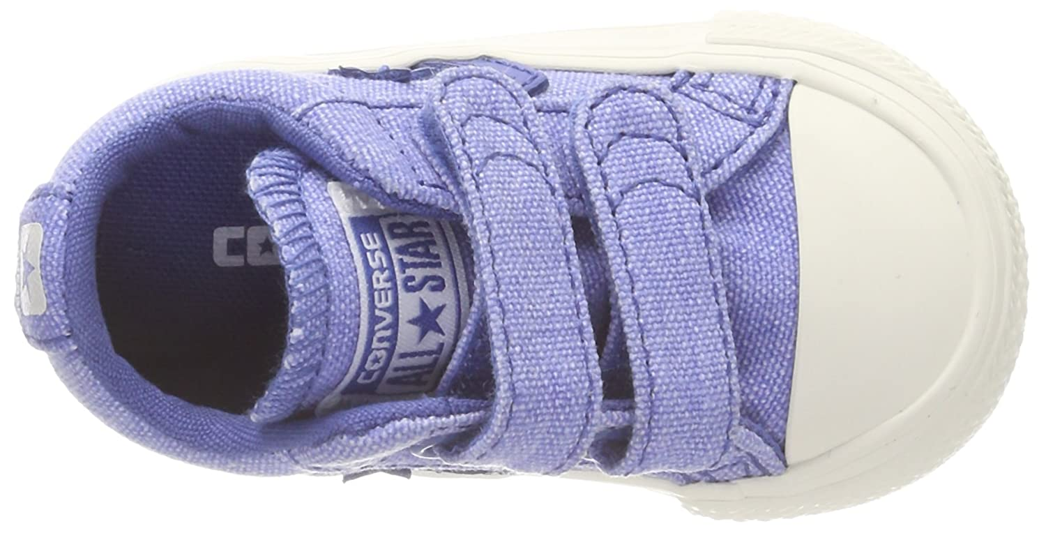 fdeddf9b787 Converse Unisex Babies  Lifestyle Star Player Ev 2v Ox Canvas Slippers   Amazon.co.uk  Shoes   Bags