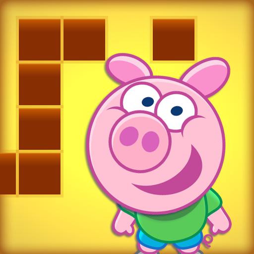 Piggy Snake Classic Nokia Mobile Games