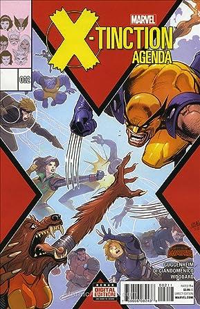 Amazon.com: X-Tinction Agenda #2 VF/NM ; Marvel comic book ...