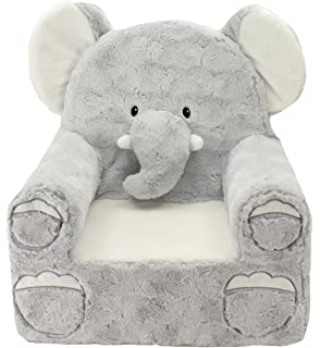Exceptionnel Sweet Seats Adorable Elephant Childrenu0027s Chair Ideal For Children Ages 2  And Up, Machine Washable
