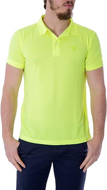 Beverly Hills Polo Club - Camiseta - para Hombre Amarillo ...