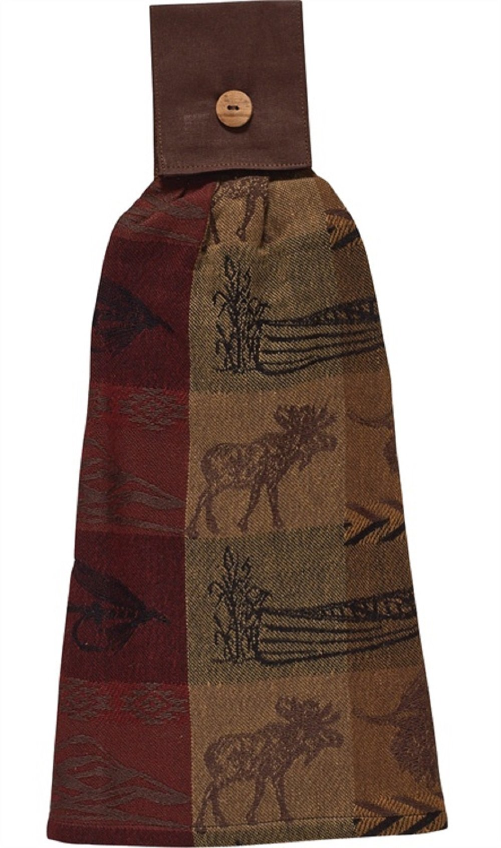 Park Designs High Country Cotton Jacquard Hand Towels