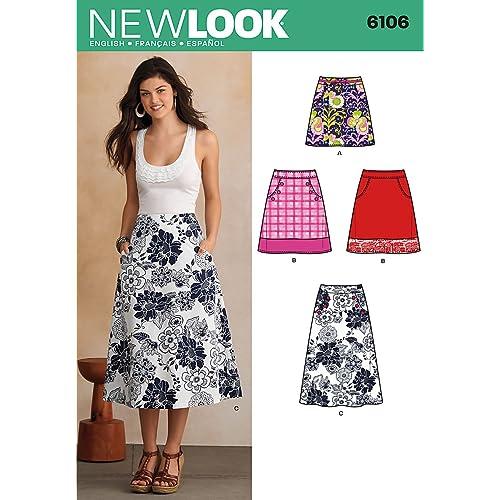 Skirt Patterns Sewing Amazon