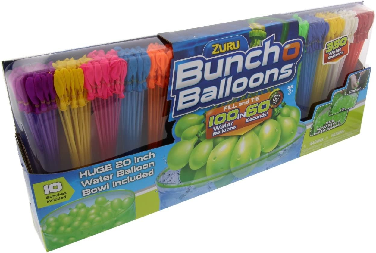 ZINUY-HH Water Balloons 444 Balloons Water Balloons Quick Fill Bunch Fill Easy Kids Sealing Fill Quick 111 60 Balloon