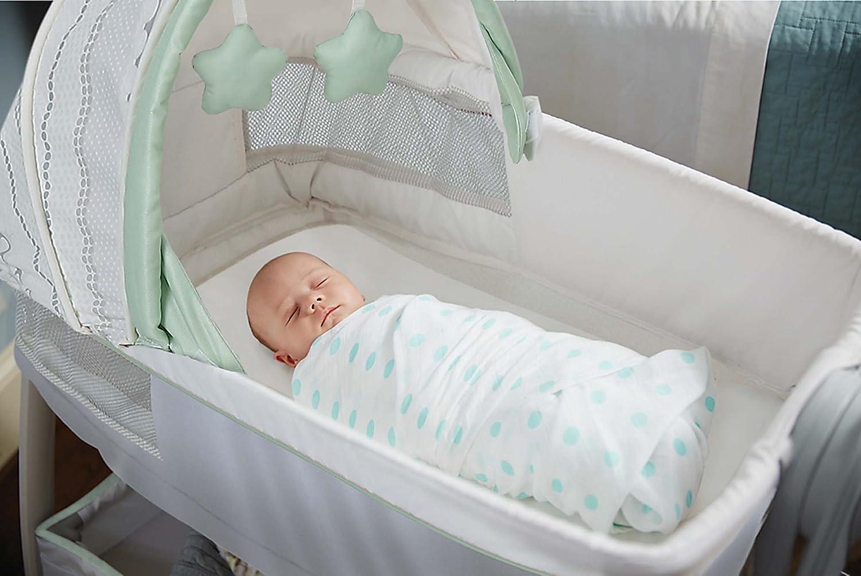Baby Bassinet Safety fort Sleeper Infant Bed Crib Dream