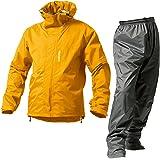 マックレインウェア(MAKKU RAIN WEAR) DUAL ONE (デュアルワン) 耐久防水レインスーツ ウエア AS-8000