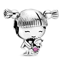 Jewelry Little Girl Sterling Silver Charm
