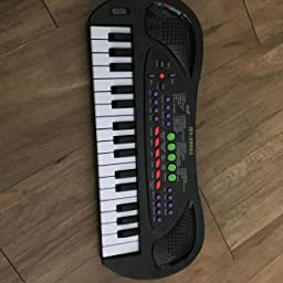 Amazon Com Aimedyou Kids Piano Keyboard 32 Keys Portable Electronic Musical Instrument Multi Function Keyboard Teaching Toys Birthday Christmas Day Gifts For Kids Purple Toys Games