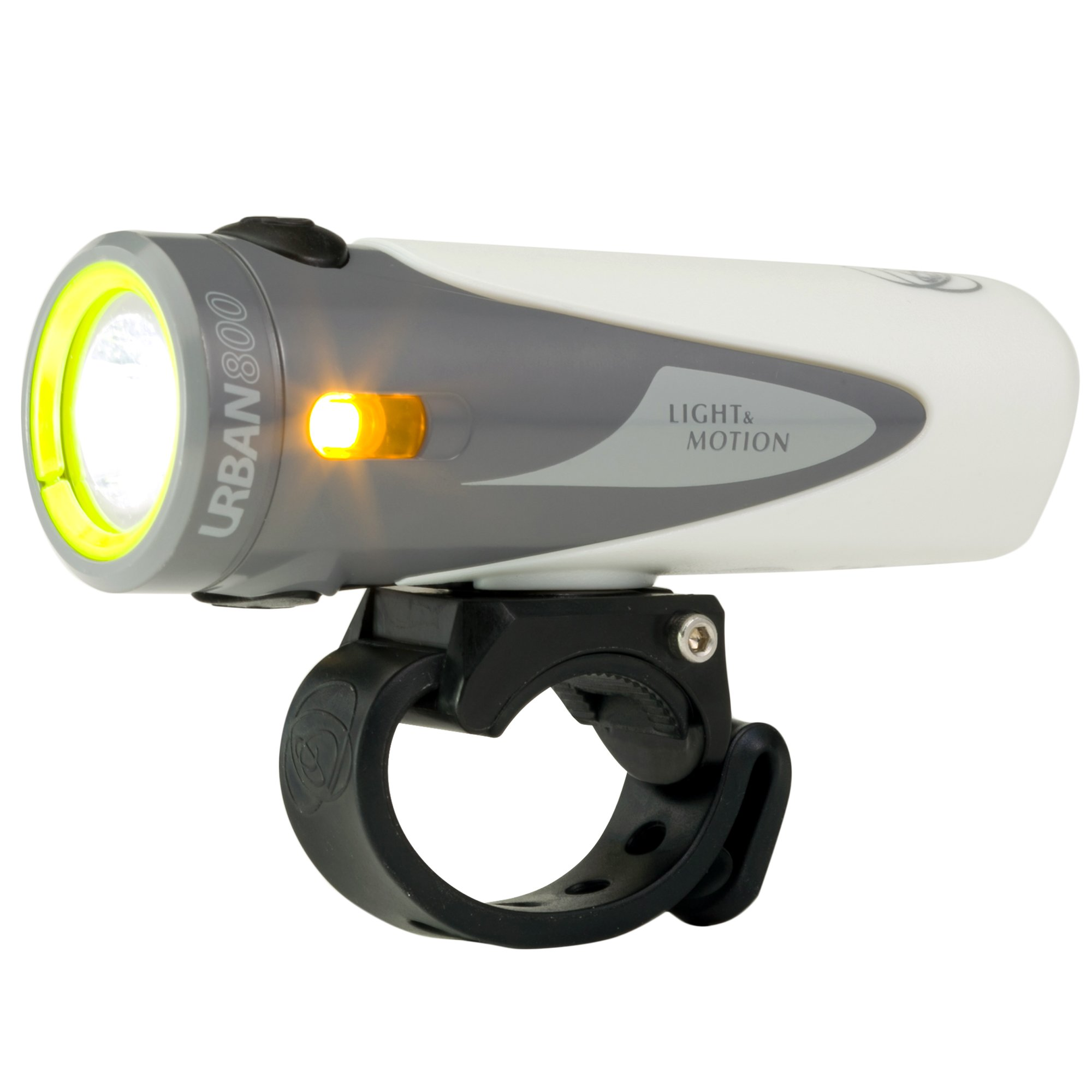 Light and Motion Urban 800 Bike Light (Steamroller)