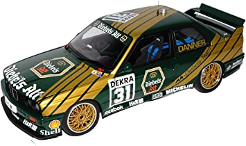 BMW M3 Sport Evolution Diebels Alt Danner DTM 1991 1:18 AUTOart 89148 NEU