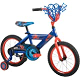 """16"""" Marvel Spider-Man Bike by Huffy, Ages 4-6, Rider Height 42-48"""""""