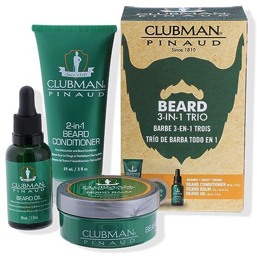 Картинки по запросу clubman bearded kit