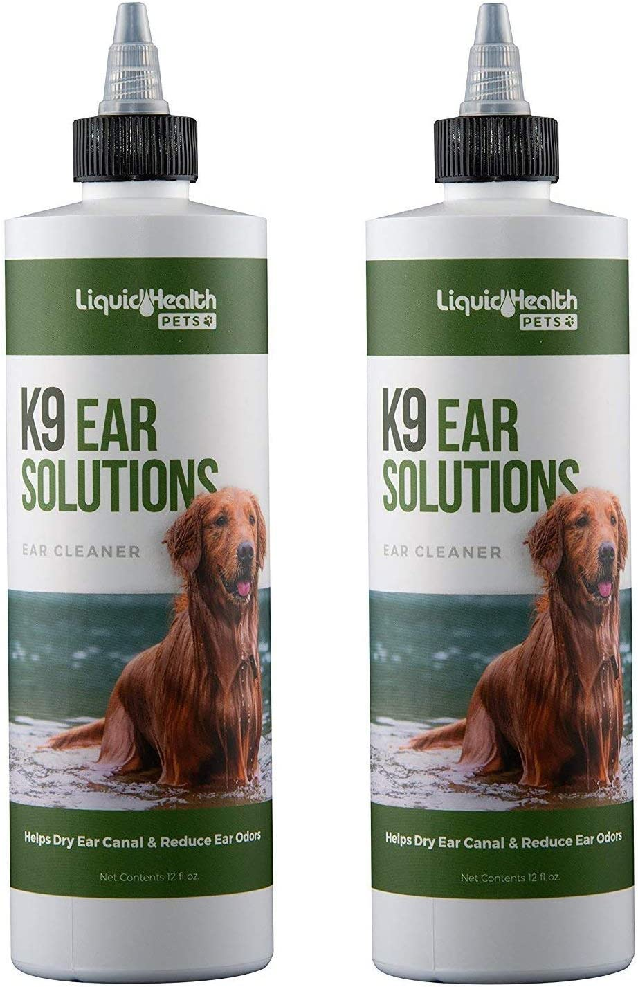 Liquid Health K9 Ear Solutions for Animals