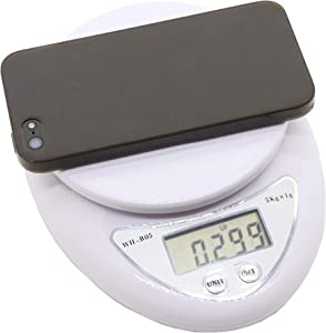 FixtureDisplays Multifuction Digital Electronic Kitchen and Food Scale 15600