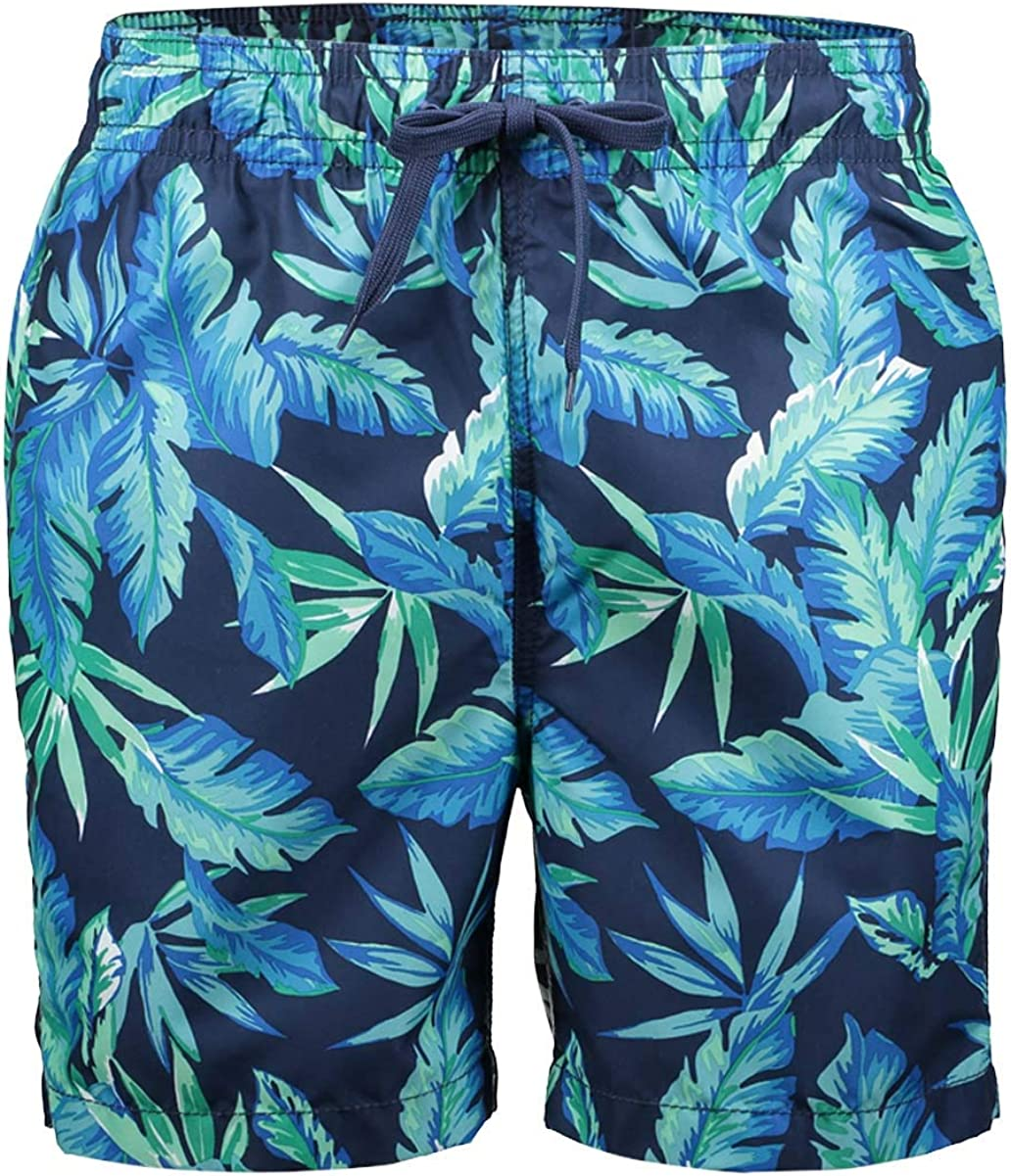 Kanu Surf Mens Riviera Swim Trunks