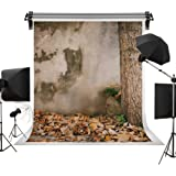 Kate Spring Backgrounds Leaves Tree Backdrops for Outside Spring Scenery Baackground for Photography Photo Booth Backdrops 5x7ft(1.5X2.2m)