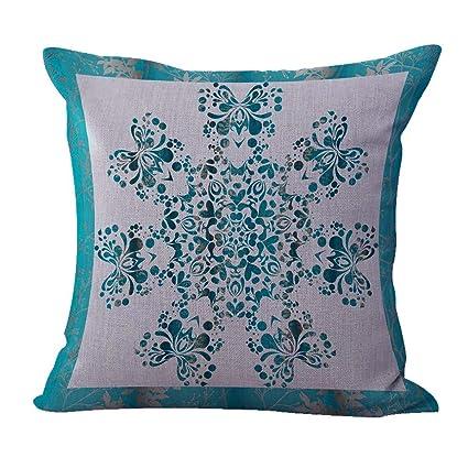 Amazon Boho Mandala Ethnic Decoration Cushion Cover Wholesale Custom Decorative Pillow Covers Wholesale
