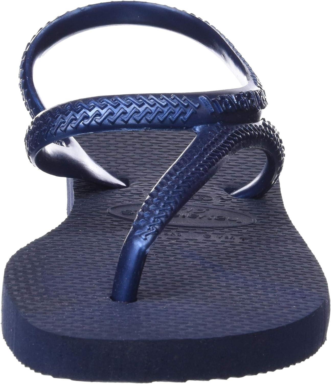 Sandalias de Tal/ón Abierto para Mujer Navy Blue 37//38 EU Havaianas Flash Urban Azul