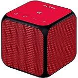 ソニー SONY ワイヤレスポータブルスピーカー SRS-X11 : Bluetooth/NFC対応 レッド SRS-X11 R
