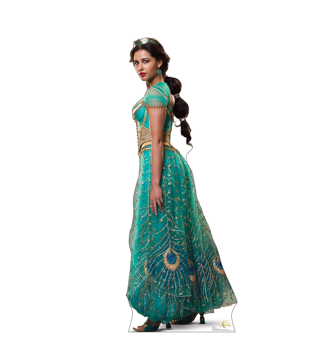 Advanced Graphics Jasmine Life Size Cardboard Cutout Standup - Disney's Aladdin (2019 Live Action Film)