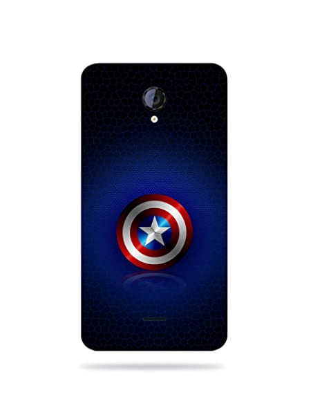 promo code 5d35b 13ac8 mbamarsal MLC009 Printed Back Cover for Micromax Unite: Amazon.in ...