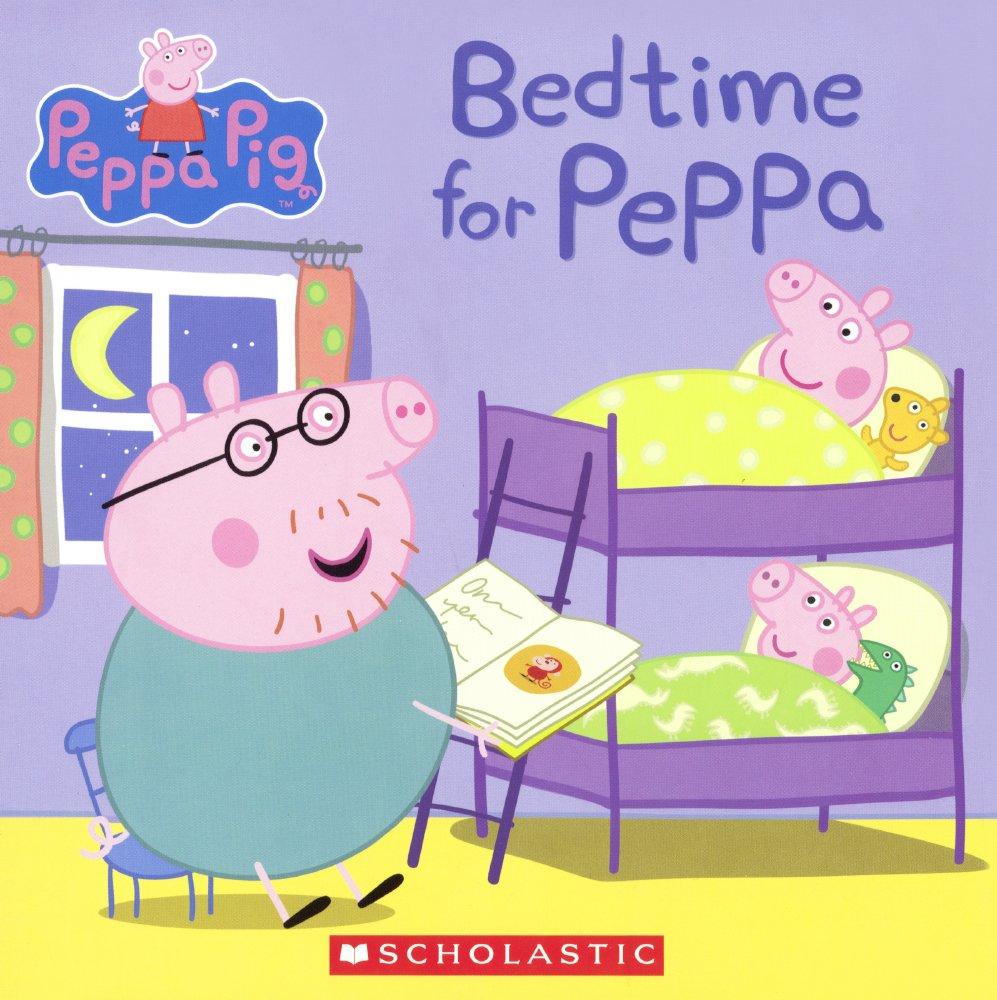 Bedtime For Peppa (Turtleback School & Library Binding Edition) (Peppa Pig)