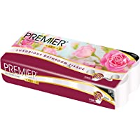 Premier Deluxe Rose 2ply Bathroom Tissue, 10 count