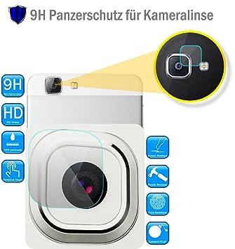 Genie Force® ✓ Premium lente de cámara HD tanque + cristal para Vivo X510 –