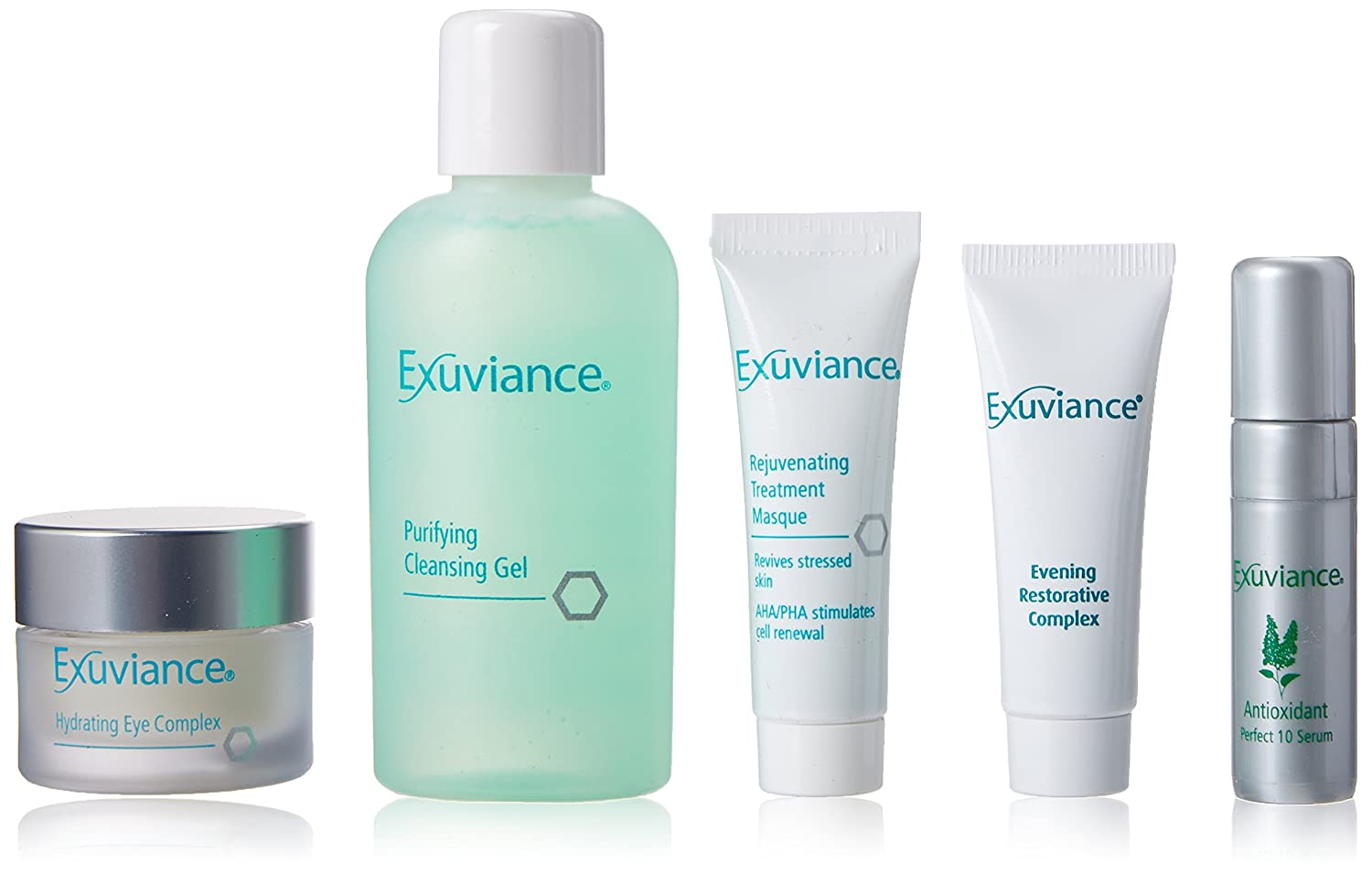 exuviance travel kit