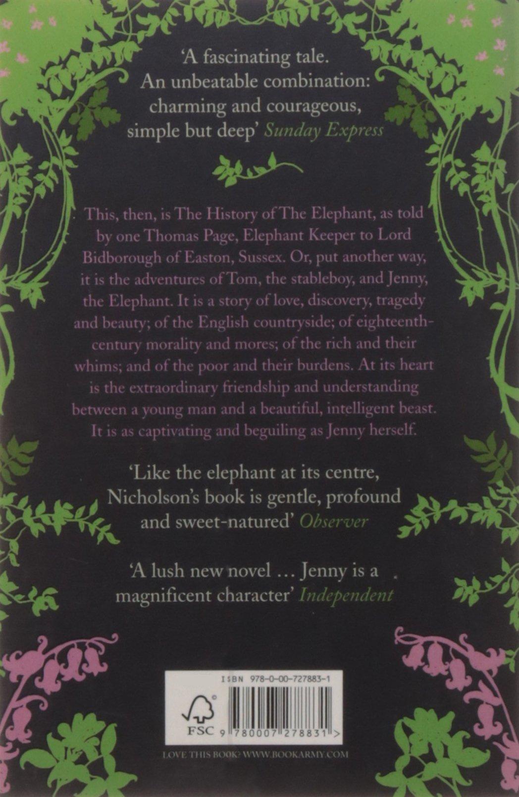 the elephant keeper amazon co uk christopher nicholson