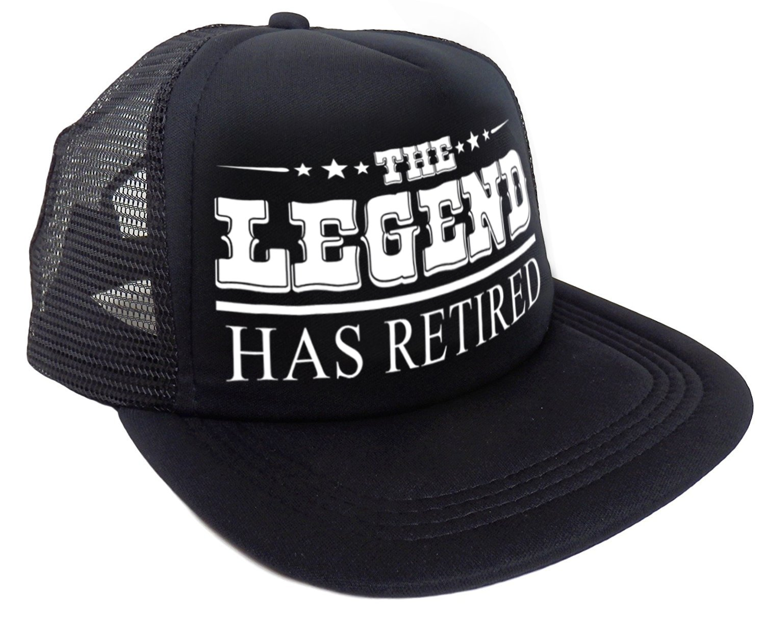 The Legend Has Retired Hat and Decorations Gifts Retirement Party Supplies