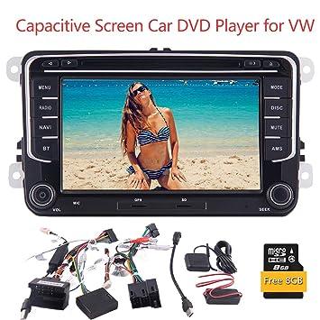 Universal de coches reproductor de DVD compatible con estšŠreo ...
