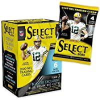 $140 » 2020 Panini Select Football Blaster Box