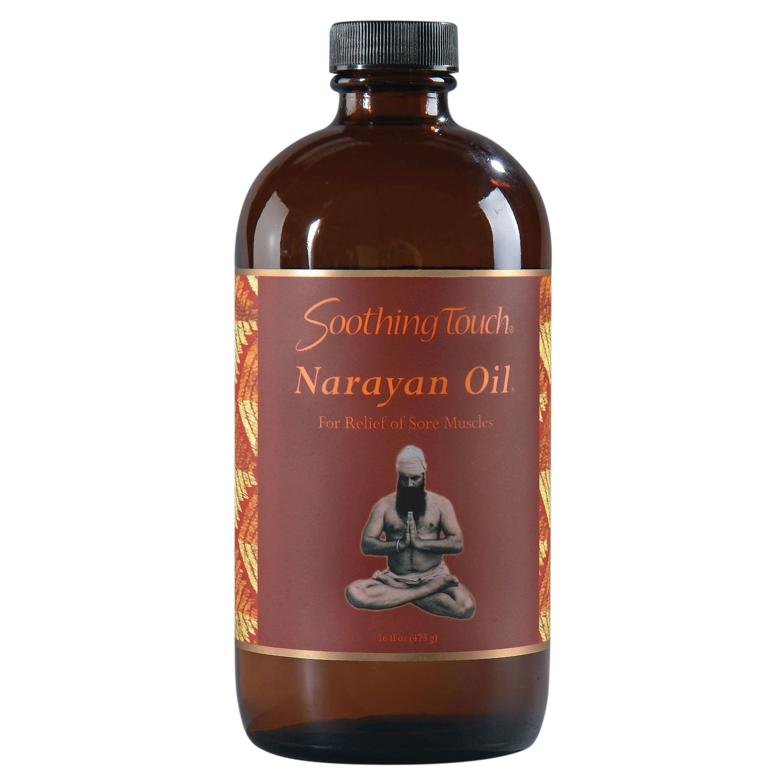 Soothing Touch W67367N16 Narayan Oil, 16-Ounce