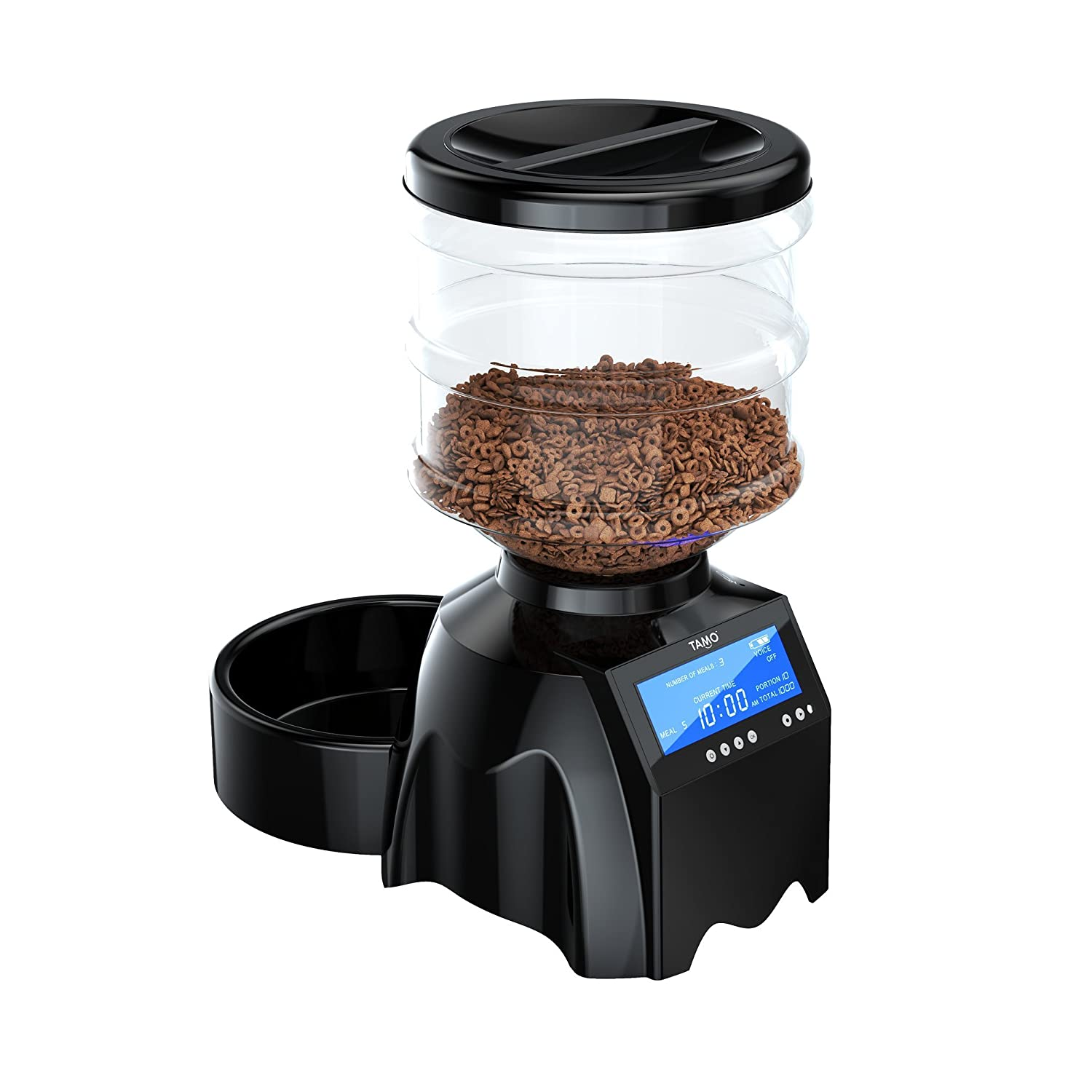how to make an automatic dog feeder with timer