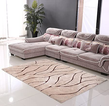FIOFE European And American Minimalist Modern Fashion Thick Carpet Inspiration American Home Furniture Store Minimalist