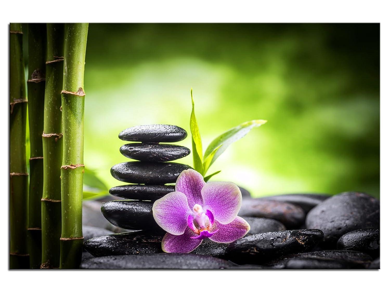 Bild Leinwandbilder Canvas Wellness Tempel Ruhe Oase A05408