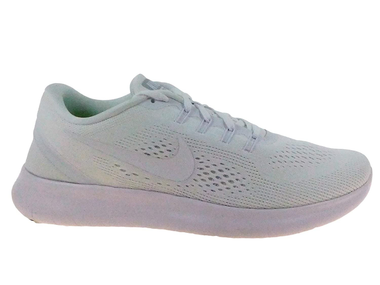 Nike Herren Free RN Gymnastikschuhe, Gruuml;n  44 EU Elfenbein (Bianco)