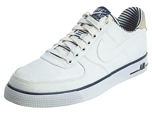 newest 4bf66 c8a1b Nike Air Force 1 AC White Midnight Navy (656523-100)  Amazon.ca  Shoes    Handbags