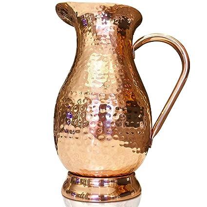 Half gallon copper jug dating