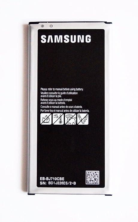 Batería de 3300 mAh para Samsung Galaxy J7 2016