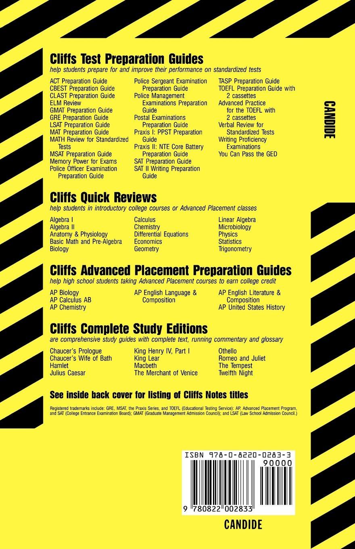 Beste Cliff Notes Anatomy And Physiology Bilder - Anatomie Von ...